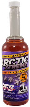 Arctic Xtreme Anti Gel 12 Oz Bottle
