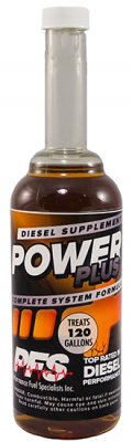 Power Plus 12 Oz Bottle