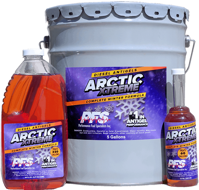 Arctic Xtreme Diesel Anti Gel Fuel Supplement