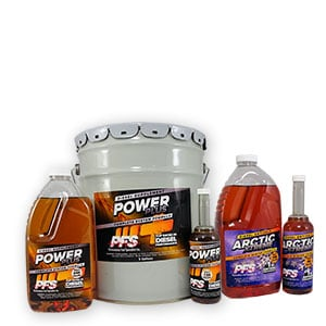 Diesel Power Plus and Arctic Xtreme winter diesel treatments